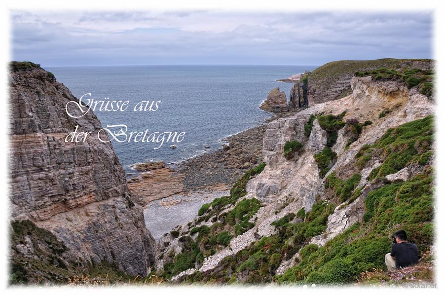Gruss aus der Bretagne
